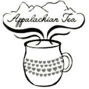 This is the restaurant logo for Appalachian Tea