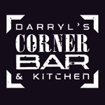 This is the restaurant logo for Darryl's Corner Bar & Kitchen