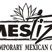 This is the restaurant logo for Mestizo