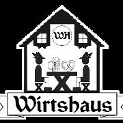 This is the restaurant logo for Wirtshaus German Restaurant & Beer Garden