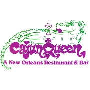 This is the restaurant logo for Cajun Queen