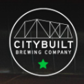 This is the restaurant logo for City Built Brewing Company