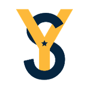 This is the restaurant logo for Starland Yard
