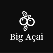 This is the restaurant logo for Big Acai West Des Moines