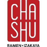 This is the restaurant logo for Chashu Ramen