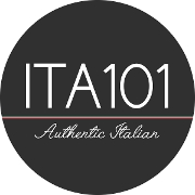 This is the restaurant logo for ITA101