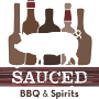 Restaurant logo for Sauced BBQ & Spirits