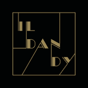This is the restaurant logo for IL DANDY