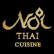 This is the restaurant logo for Noi Thai Cuisine