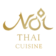 This is the restaurant logo for Noi Thai Cuisine