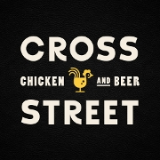 This is the restaurant logo for Cross Street CONVOY