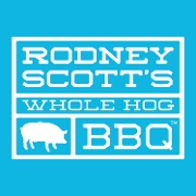 This is the restaurant logo for Rodney Scott's BBQ