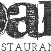 This is the restaurant logo for OAK | steak and seafood