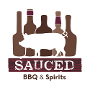 Restaurant logo for Sauced BBQ & Spirits