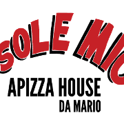 This is the restaurant logo for O Sole Mio