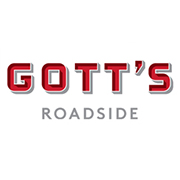 This is the restaurant logo for Gott's Roadside