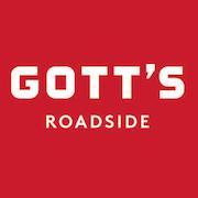 This is the restaurant logo for Gott's Roadside