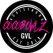 This is the restaurant logo for Cocobowlz