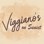 This is the restaurant logo for Viggiano's on Sunset