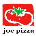 This is the restaurant logo for joe pizza