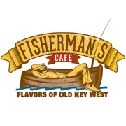 This is the restaurant logo for Fisherman's Cafe