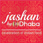 This is the restaurant logo for Jashan