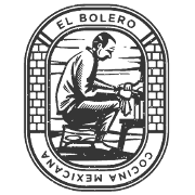 This is the restaurant logo for El Bolero - Design District