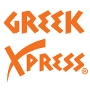 Restaurant logo for Greek Xpress