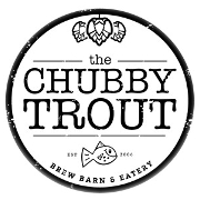 This is the restaurant logo for Chubby Trout