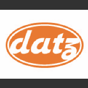 This is the restaurant logo for Datz