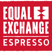 This is the restaurant logo for Equal Exchange Espresso