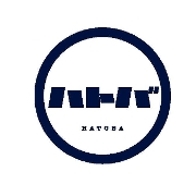 This is the restaurant logo for Hatoba