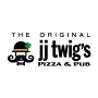 Restaurant logo for The Original JJ Twigs Pizza