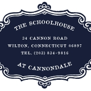This is the restaurant logo for The Schoolhouse at Cannondale