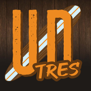 This is the restaurant logo for Underdogs Tres