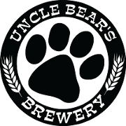 This is the restaurant logo for Uncle Bear's Brewery