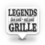 Restaurant logo for Legends Grille