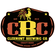 This is the restaurant logo for Clermont Brewing Company