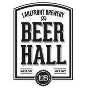 This is the restaurant logo for Lakefront Brewery