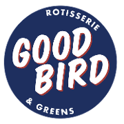This is the restaurant logo for Good Bird
