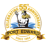 This is the restaurant logo for Port Edward Restaurant