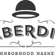 This is the restaurant logo for Haberdish