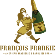 This is the restaurant logo for Francois Frankie
