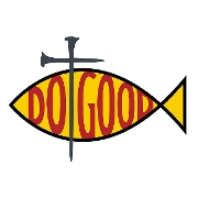 This is the restaurant logo for Do Good
