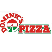 This is the restaurant logo for DOMINIC'S PIZZA