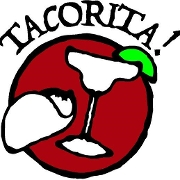 This is the restaurant logo for Tacorita