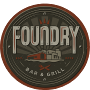 Restaurant logo for Foundry Bar & Grill