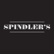 This is the restaurant logo for Spindler's