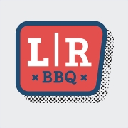 This is the restaurant logo for Little Richard's BBQ