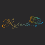 This is the restaurant logo for Repertoire
